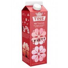 Tinemelk® Helmelk 3,5 % fett Facial Tissue, Tin, Pewter