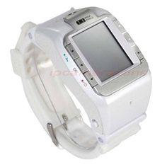 Unlocked Watch Mobile Phone GSM N388 Wristwatch 1.3MP Camera