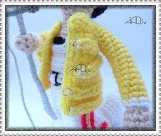 Creando Mingumios de esos....: FREDDIE MERCURY Crochet Toys Patterns, Stuffed Toys Patterns, Knitting Patterns, Freddie Mercury, Amigurumi Tutorial, Amigurumi Doll, Crochet Baby, Free Pattern, Dolls