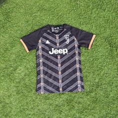 f26f215ea Juventus 2019 Black And White Stripes Special Jersey Personalized Name and  Number – zorrojersey