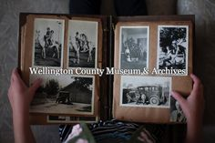 The Wellington County Museum and Archives is a National Historic Site that stands as the oldest remaining House of Industry and Refuge in Canada. It now serves as a cultural centre and offers resources, programmes, exhibits, and services for the historical, educational and artistic interests of the communities of Wellington County. Old Family Photos, Family Images, Old Photos, Album Photos, Vintage Photographs, Family Pictures, Vintage Photos, Papa Francisco, Wedding Ideas