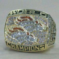 World Champions The Broncos