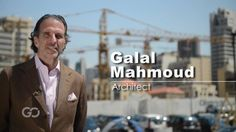Galal Mahmoud, one of Beirut's best-known architects, helps us uncover layers of ancient history in Lebanon's capital.