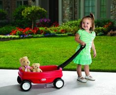 54 Best Kids Pull Along Wagons Images Wagons Kids