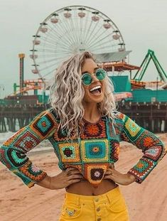 Spring Boho outfits means cozy, chic & comfy spring & summer dresses. If you love boho dresses, then these Spring & summer outfits are your best bet! Boho Mode, Mode Hippie, Hippie Stil, Estilo Hippie, Hippie Boho, Hippie Jewelry, Yoga Jewelry, Tribal Jewelry, Boho Gypsy