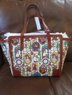 Still Looking For The New Beauty and The Beast Dooney and Bourke Bags?