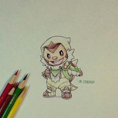^_^ Chespin>Chesnaught