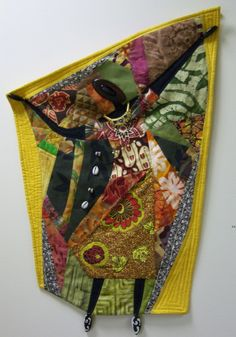 Collage Quilt - Carole Gary Staples