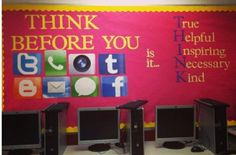 High School Bulletin Board - would