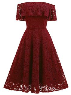 A-line Short Sleeve Burgundy Off-the-Shoulder Lace Knee-Length Grace Homecoming Dresses uk A-Linie Kurzarm Rotwein Off-the-Shoulder-Spitze knielangen Grace Homecoming Kleider uk Off Shoulder Lace Dress, Off Shoulder Cocktail Dress, Short Lace Dress, Short Sleeve Dresses, Dress Lace, Dress Red, Lace Dress With Sleeves, Gown Dress, Long Sleeve