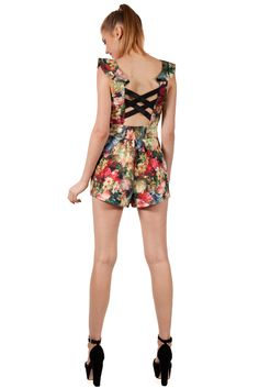 Ever After Playsuit