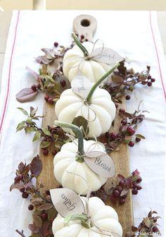 Pumpkin Leaves Free Printable | 23 Free Fall Printables