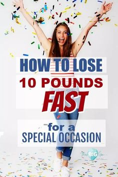 <!-- wp:paragraph --> <p>With a photo shoot coming up, I needed to lose 10 pounds fast. Here's what I tried and how it turned out. Even if you have been unable to lose weight despite your best efforts to eat healthy and exercise, a new science-based diet can help you lose 10 pounds within a month or less.
