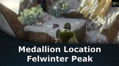 Destiny Rise Of Iron Medallion Location Felwinter Peak