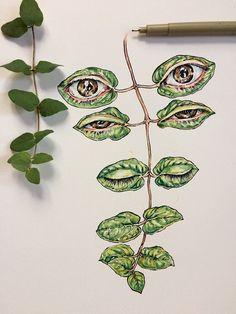 Farbenfrohe Zeichenstudien von mit Blüten bedeckten Händen  Der Künstler – und offenkundig auch Naturliebhaber – Noel Badges Pugh begeistert mit farbenfrohen Zeichenstudien seiner eigenen Hände, die er ...