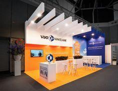 Standbouw | KOPexpo | VBO Makelaar | Provada | Hoekstand | Exhibition Stand Design