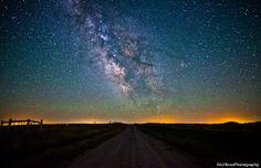 Wyoming Dirt Road Milky Way | Flickr - Photo Sharing!