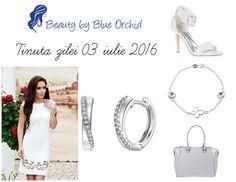 Ținuta zilei 03 iulie 2016 - Beauty by Blue Orchid