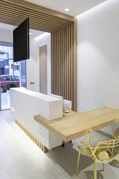 Clínica Dental Jordá,© Luis Hernández #Officedesigns