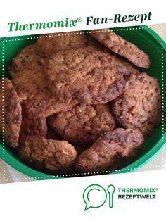 American Cookies mit Schokostückchen von Thermomix Rezeptentwicklung. Ein Thermomix ® Rezept aus der Kategorie Backen süß auf www.rezeptwelt.de, der Thermomix ® Community.