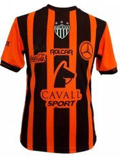 df4d35057 Necaxa Home 16-17 Season Red Black Soccer Jersey  I843  Soccer Kits