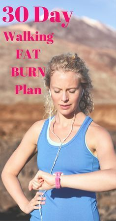 Burn calories and lose weight by walking with this program perfect for women over 40, beginners, recovering from injuries, or those who just like to walk!