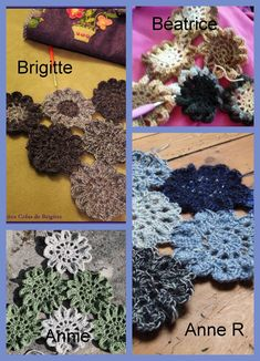 étole RV6 Form Crochet, Crochet Shawl, Knit Crochet, Crochet Patterns, Rowan, Crochet Flowers, Crochet Necklace, Scarves, Butterfly