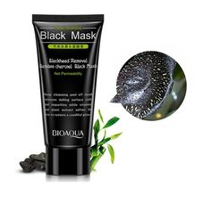 60g Black Mask Peel Off Blackhead Mask with FREE SHIPPING