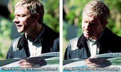 Me trying to explain my fandoms to my normal muggle friends ; Sherlock John, Sherlock Holmes, His Last Vow, Benedict And Martin, Sherlolly, Benedict Cumberbatch Sherlock, 221b Baker Street, Johnlock