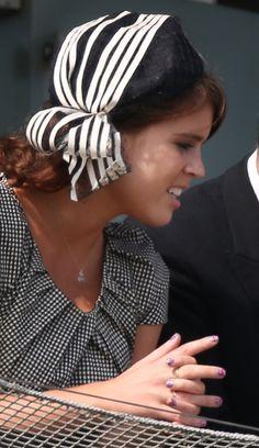 Princess Eugenie at Epsom Derby