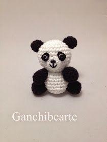 """Como que Tito panda!?os preguntareis, pues simplemente porque es así como llama mi pequeñaja a los """"ositos"""" jaja!!  Bueno este..."""
