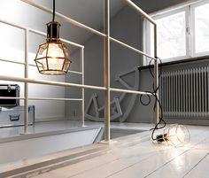 Work Lamp von Design House Stockholm - Pendelleuchte - Industrial style