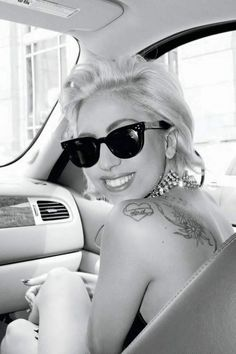 Lady GaGa photographed by Terry Richardson