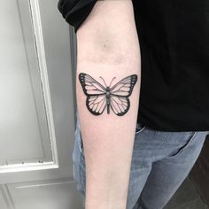 doncash To submit your work to the page use the tag - Artist: K.doncash To submit your work to the page use the tag do not forget to s - Mini Tattoos, Love Tattoos, Body Art Tattoos, Tribal Tattoos, Small Tattoos, Amazing Tattoos, Tatoos, Monarch Butterfly Tattoo, Butterfly Wrist Tattoo