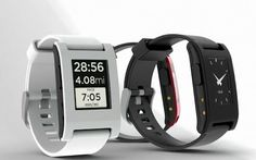 Pocket : Pebble smart watch for iPhone and Android breaks Kickstarter record