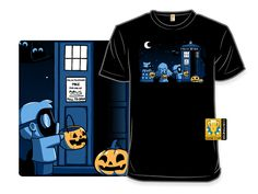 A Who Halloween for $12