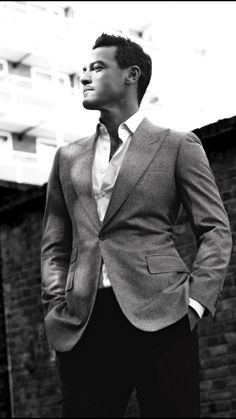 Luke Evans ❤️