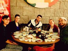 Almoço de coleguinhas do marketing #pedalalex