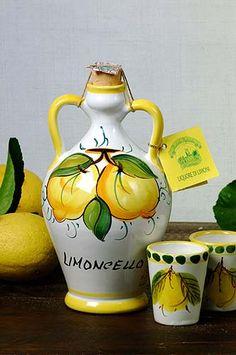 Il Limoncello - O licor de limão