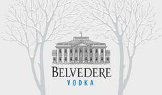 belvedere liqour label | Belvedere IX Vodka | Exclusive Drinks