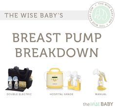 After breastfeeding 2 kids in 2 years - here's everything you need to know about breast pumps (and maybe more).