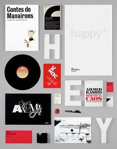 / Hey Studio #graphic_design #collateral