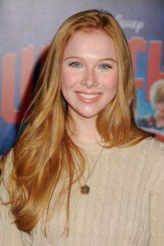 An Irish American atress TV series Castle Molly Quinn@