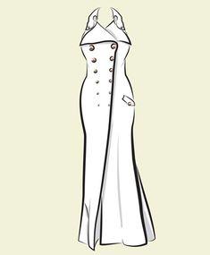 Jane Fonda dress from the 1993 Academy Awards
