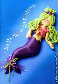 Mimin Dolls: Linda sereia