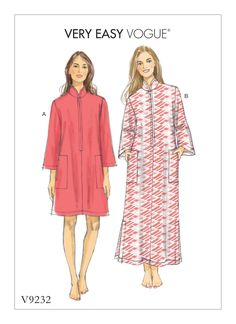 Communing With Fabric: It's ALL Sewing - A Vest, Bathrobe, and Two Dresses