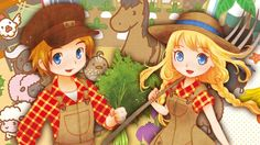 Story of Seasons: Trio of Towns Review - IGN