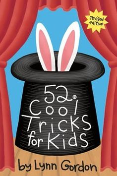Grab that magic wand! This popular deck teaches readers easy-to-perform magic tricks and kid-friendly sleights of hand! $6.95 #magic #trick #kid #book