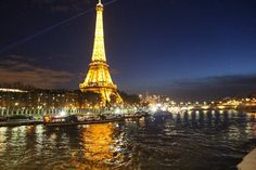 Eating around the Eiffel Tower - Ann Mah
