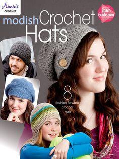 Picture of Modish Crochet Hats